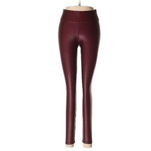 a66560a2ce9b7 Pants   90seuc Red Laceup Goth Pleather Leggings   Poshmark